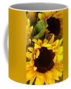 Sunflowers Tall Coffee Mug