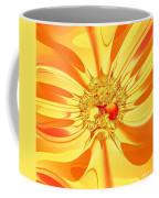 Sunglow Fractal Coffee Mug