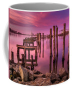 Sunk In Twilight Coffee Mug