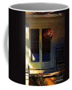 Sunlight On Scarlet - New England Autumn Coffee Mug