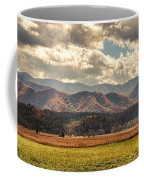 Sunlight Rains Down Coffee Mug