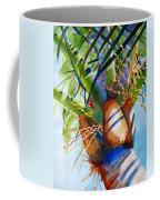 Sunlit Palm Coffee Mug