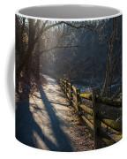 Sunlit Path Coffee Mug