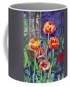Sunlit Poppies Coffee Mug