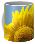 Sunlit Sunflower Coffee Mug