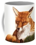 Sunnin' Red Fox Coffee Mug