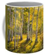 Sunny Birch Coffee Mug