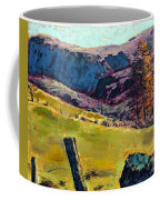 Sunny Day In The Countryside Coffee Mug