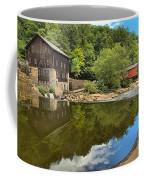 Sunny Days At Mcconnells Mill Coffee Mug