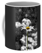 Sunny Disposition Despite Showers Coffee Mug