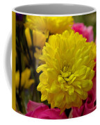 Sunny Flowers Coffee Mug
