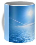 Sunny Ocean Coffee Mug
