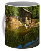 Sunny Refelctions In Slippery Rock Creek Coffee Mug