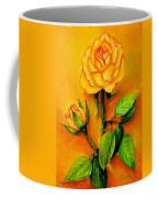 Sunny Rose Coffee Mug