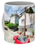 Sunny Side Of The Street Coffee Mug