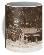 Sunny With Two Porches Coffee Mug