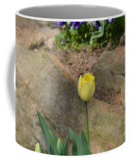 Sunny Yellow Tulips Series  Picture B Coffee Mug