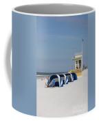 Sunnyday At Clearwater Beach Coffee Mug