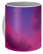 Sunrise And Moon Coffee Mug