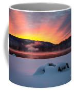 Sunrise At Bass Lake Coffee Mug