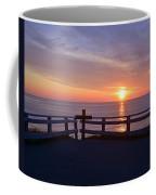 Sunrise At Cape Spear St Johns Newfoundland Coffee Mug