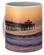Sunrise At Cherry Grove Coffee Mug