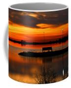 Sunrise At Jackson Coffee Mug