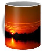 Sunrise At Jefferson Memorial Coffee Mug