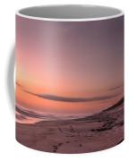 Sunrise At Playalinda Beach Coffee Mug