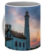 Sunrise At Sturgeon Point Coffee Mug