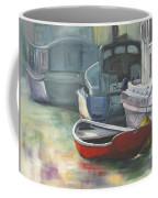 Sunrise At Ten Foot Hole Coffee Mug by Susan Richardson