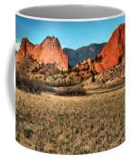Sunrise At The Garden Coffee Mug