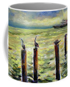 Sunrise At The Inlet By Julianne Felton 2-24-14 Coffee Mug