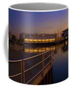 Sunrise At The Lakefront Coffee Mug