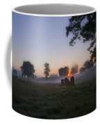Sunrise At Whitemarsh Coffee Mug
