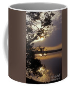 Sunrise At Yellowstone Lake Coffee Mug