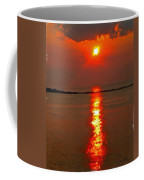 Sunrise Atlantic City Coffee Mug
