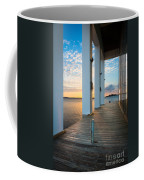 Sunrise Boardwalk Coffee Mug