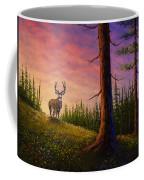 Sunrise Buck Coffee Mug
