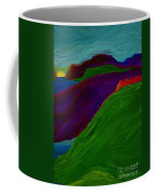 Sunrise Castle By Jrr Coffee Mug
