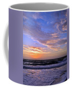 Sunrise Cloudshadows Coffee Mug