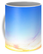 Sunrise Colors Coffee Mug