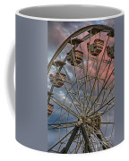 Sunrise Ferris Wheel Coffee Mug