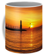Sunrise Frolic Coffee Mug