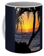 Sunrise Fuji Beach Kauai Coffee Mug