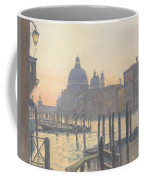 Sunrise Grand Canal Coffee Mug