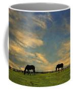 Sunrise Graze Coffee Mug by Darren Fisher