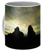 Sunrise In Arches National Park Coffee Mug