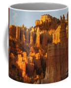 Sunrise In Bryce's Fairyland Coffee Mug