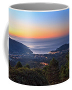 sunrise in Elba island Coffee Mug